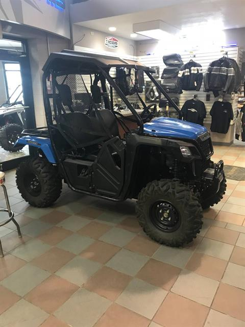 2016 Honda Pioneer 500 in Bedford Heights, Ohio