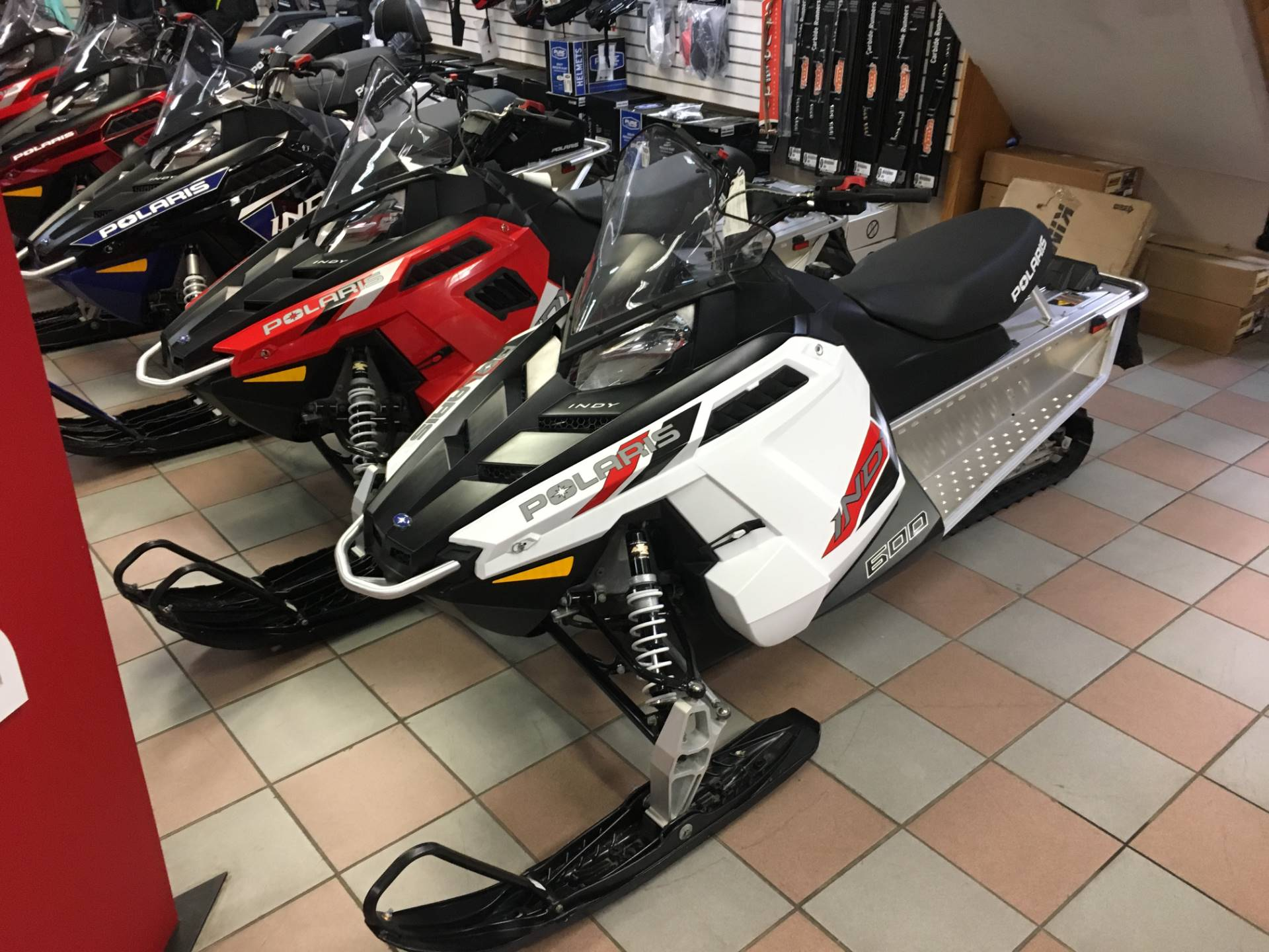 2018 Polaris 600 INDY ES in Bedford Heights, Ohio