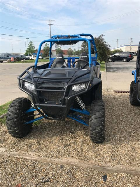 2014 Polaris RZR 800 S in Bedford Heights, Ohio