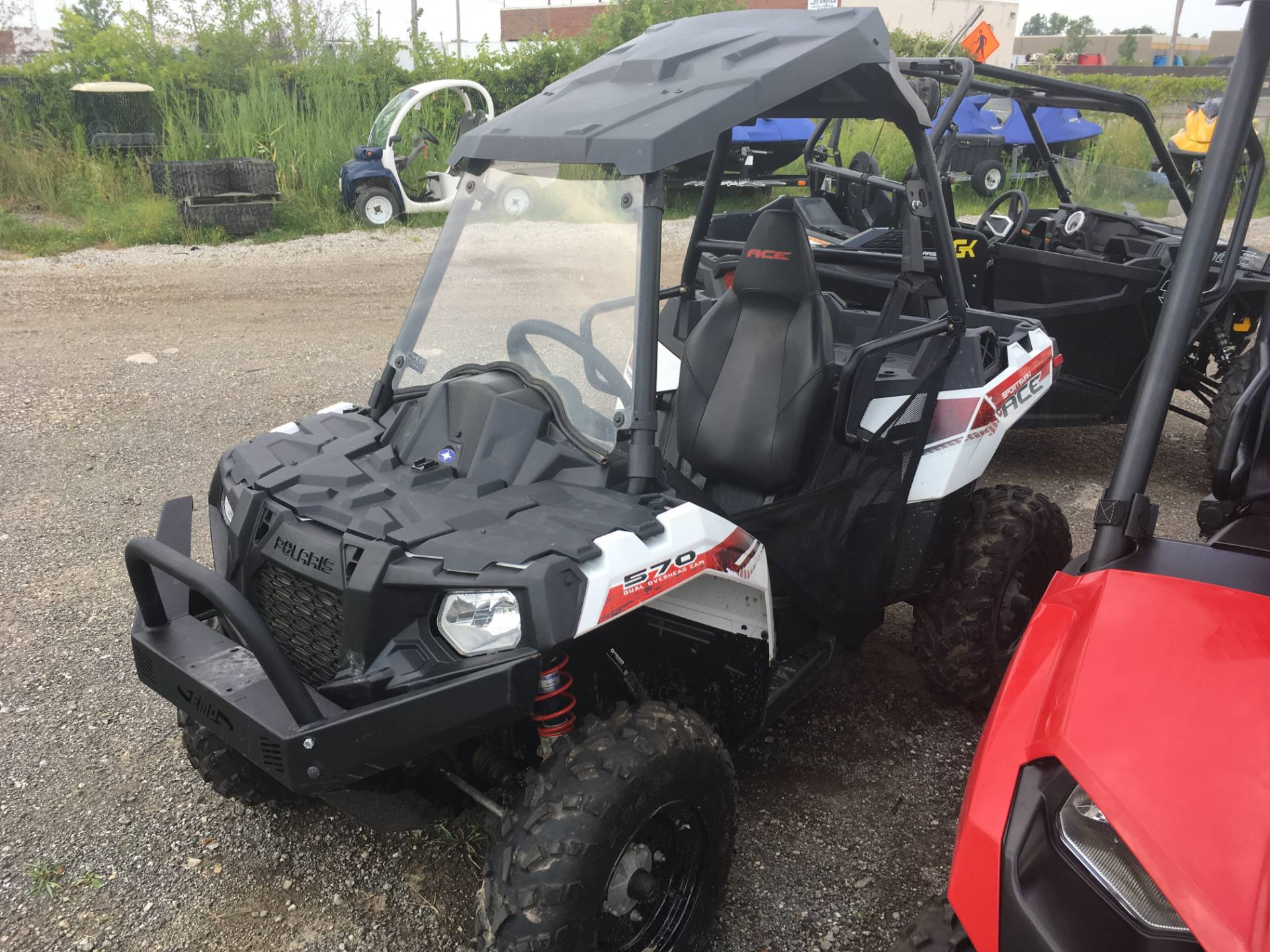 2015 Polaris ACE™ 570 in Bedford Heights, Ohio