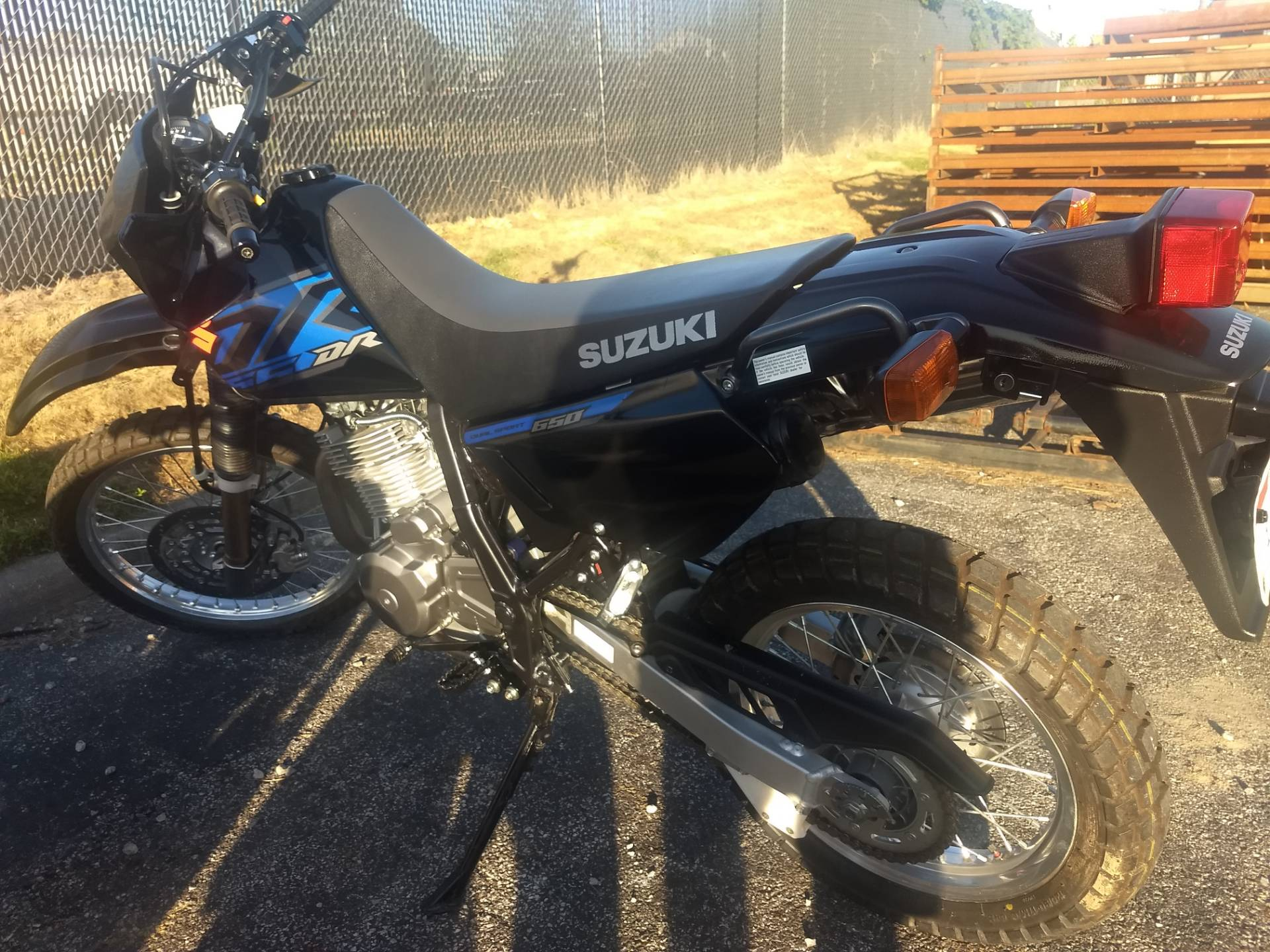 2017 Suzuki DR650S in Cleveland, Ohio - Photo 2