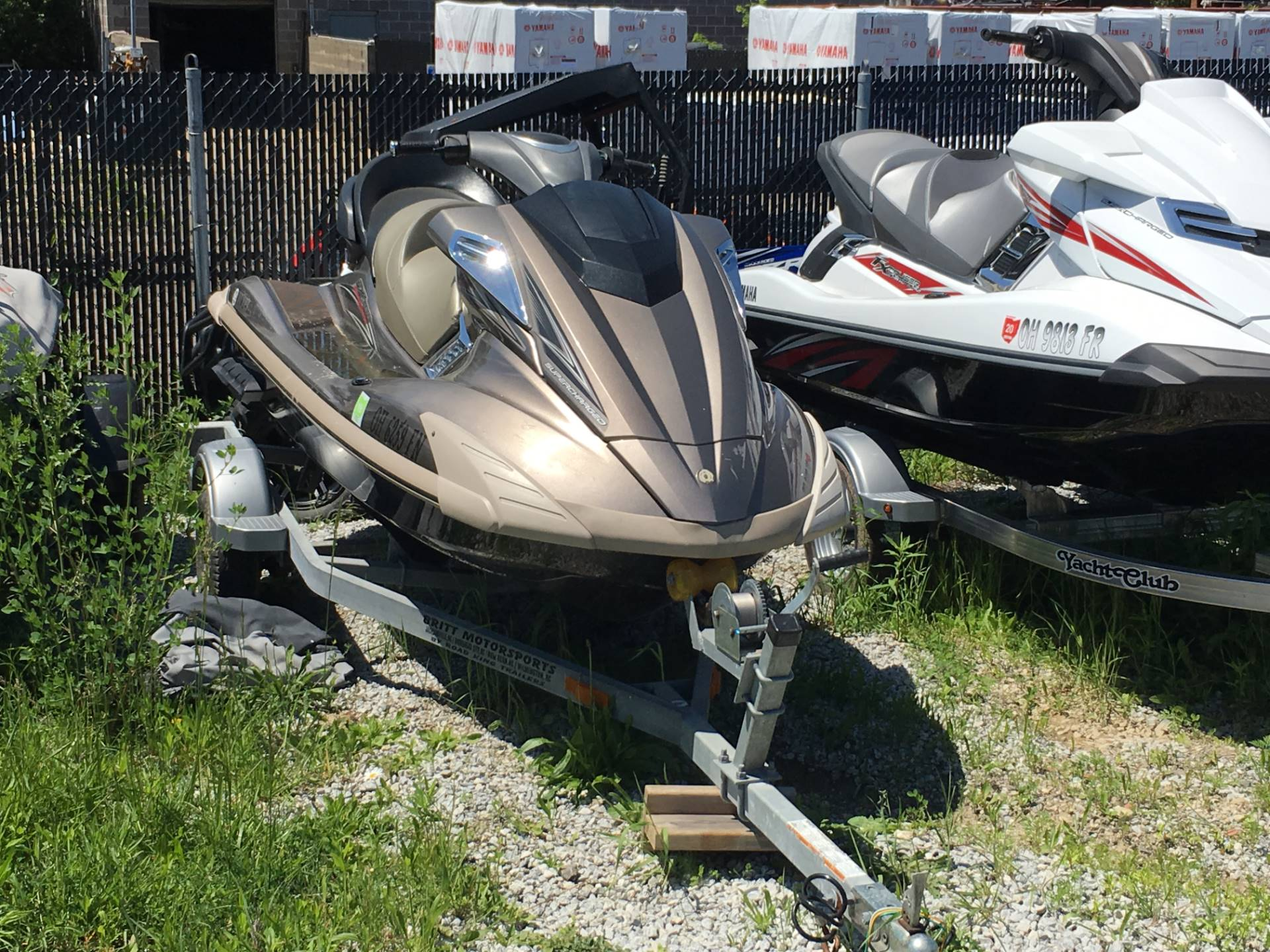 2009 Yamaha FX Cruiser® SHO in Bedford Heights, Ohio