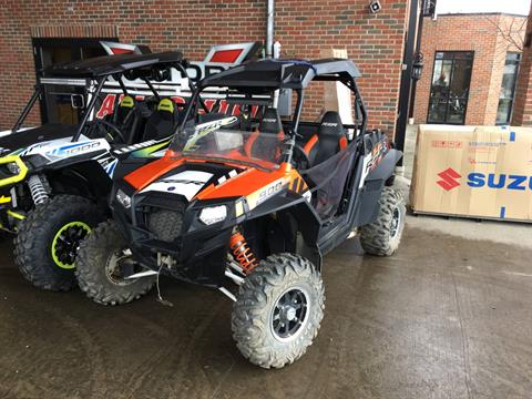 2013 Polaris RZR® XP 900 EPS LE in Bedford Heights, Ohio