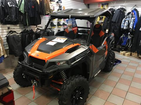 2018 Polaris General 1000 EPS Deluxe in Bedford Heights, Ohio