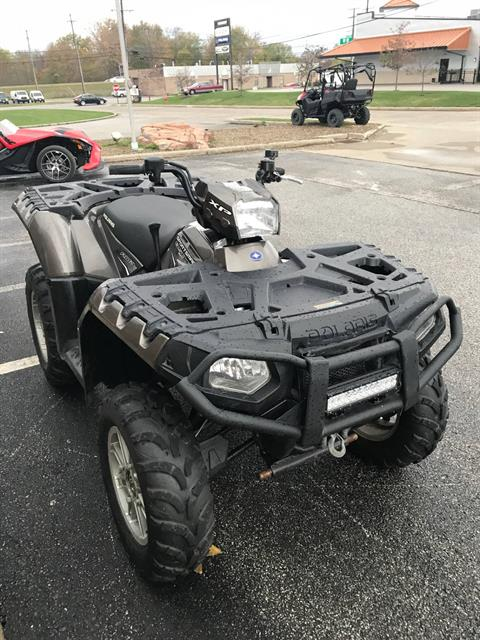 2012 Polaris Sportsman 850 LE EPS in Bedford Heights, Ohio
