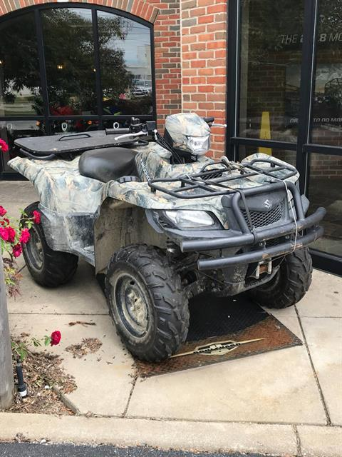 2009 Suzuki King Quad 750 in Bedford Heights, Ohio
