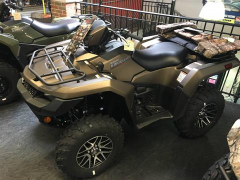2019 Suzuki KingQuad 750AXi Power Steering SE+ in Bedford Heights, Ohio