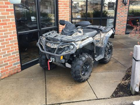 2013 Can-Am Outlander™ XT™ 650 in Bedford Heights, Ohio