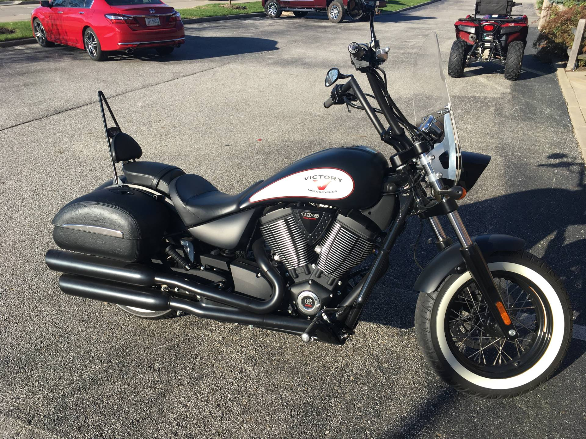 2012 Victory High Ball™ Motorcycles Bedford Heights Ohio N A