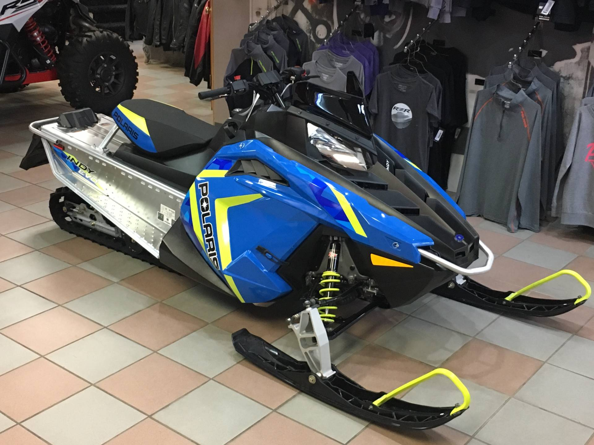 2019 Polaris INDY EVO ES in Bedford Heights, Ohio