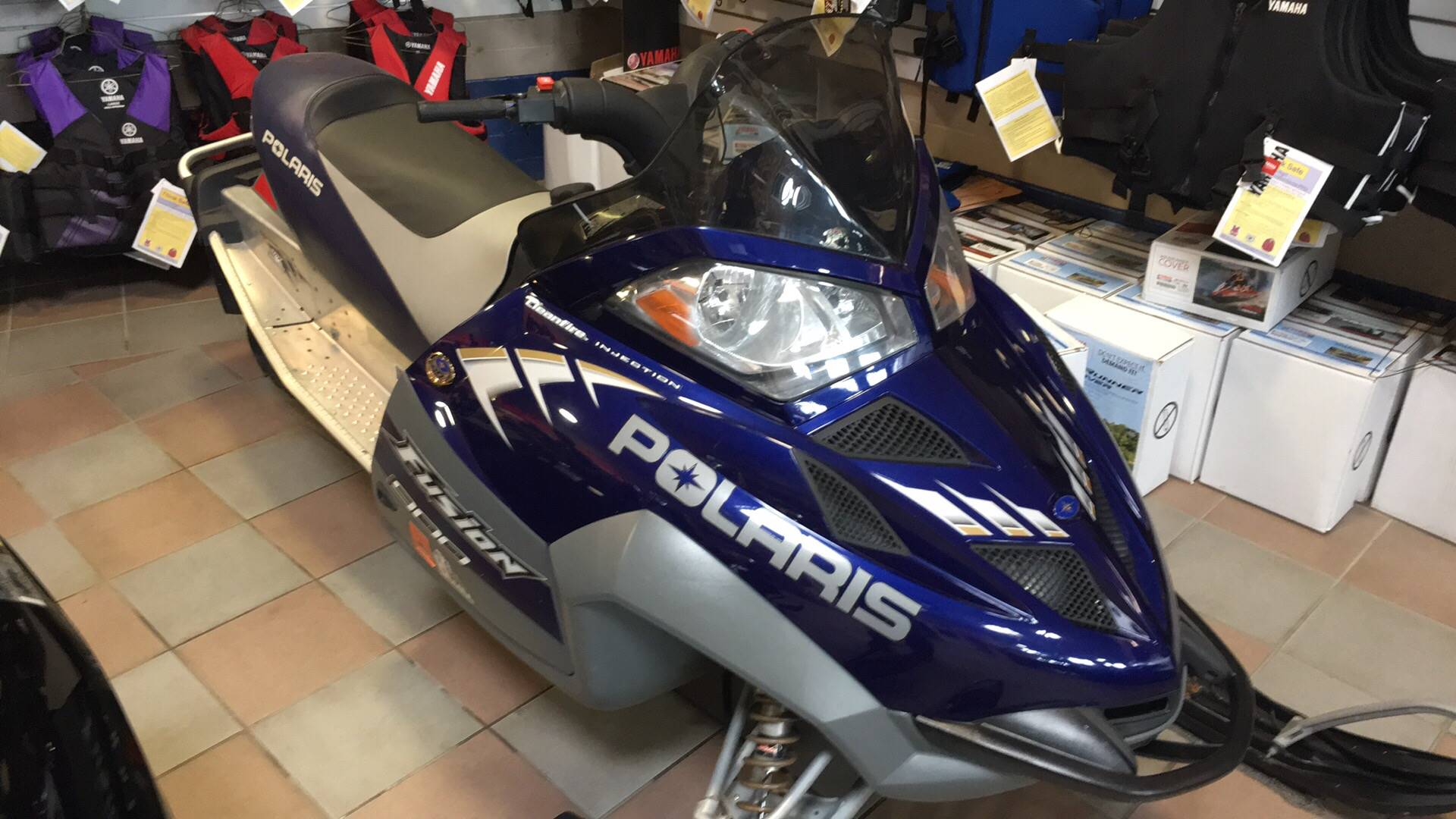 2005 Polaris 900 Fusion 50th Anniversary Edition in Bedford Heights, Ohio