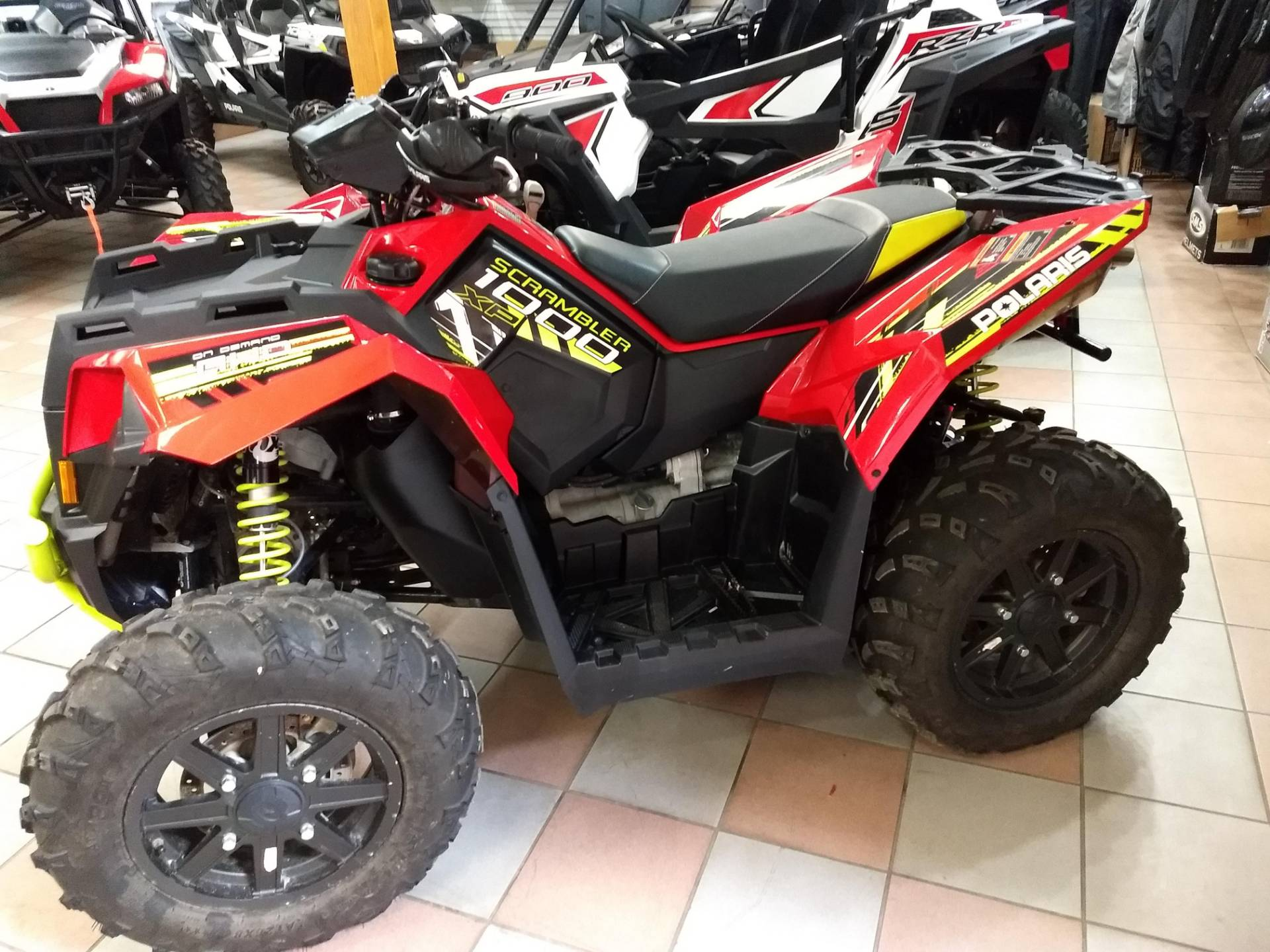 2018 Polaris Scrambler XP 1000 in Cleveland, Ohio - Photo 2