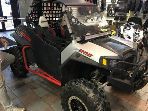 2012 Polaris Ranger RZR® XP 900 LE in Bedford Heights, Ohio