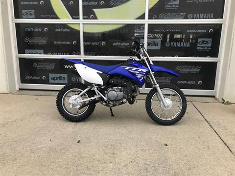 2018 Yamaha TT-R110E in Grimes, Iowa