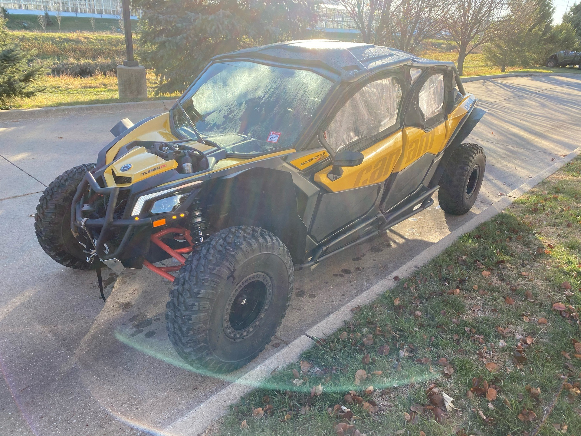 2018 Can-Am Maverick X3 Max X ds Turbo R in Grimes, Iowa - Photo 4