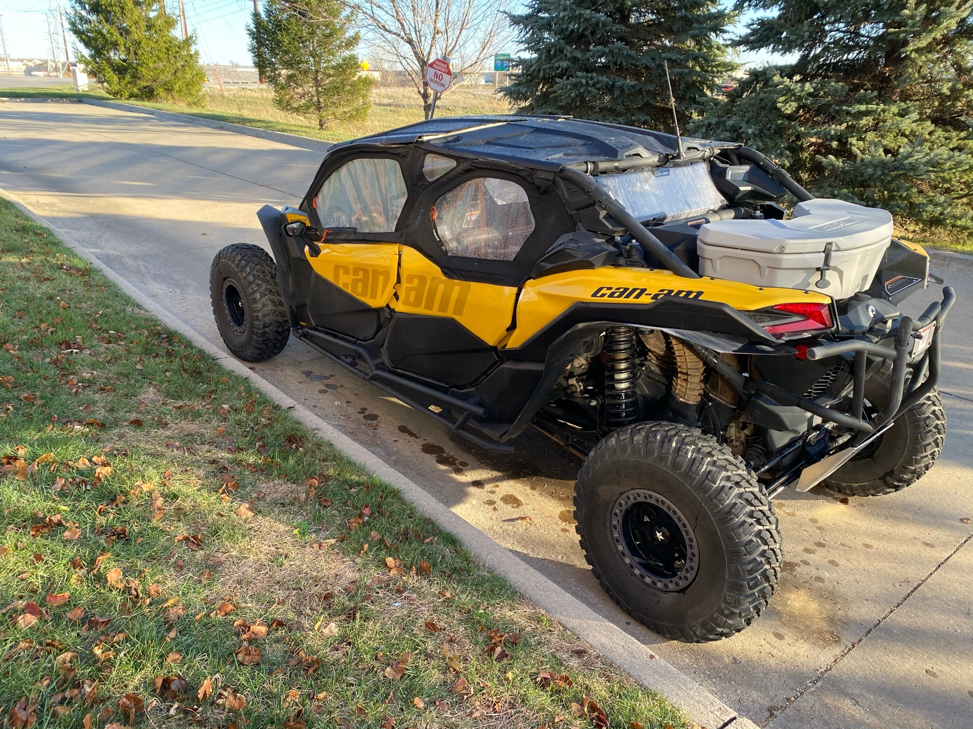 2018 Can-Am Maverick X3 Max X ds Turbo R in Grimes, Iowa - Photo 6