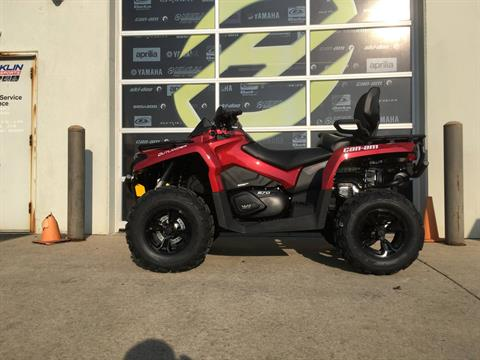 2018 Can-Am Outlander MAX XT 570 in Grimes, Iowa