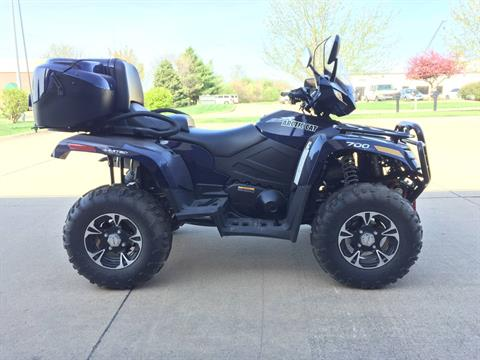 2014 Arctic Cat TRV® 700 Limited EPS in Grimes, Iowa