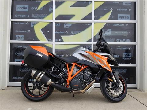 2016 KTM 1290 Super Duke GT in Grimes, Iowa