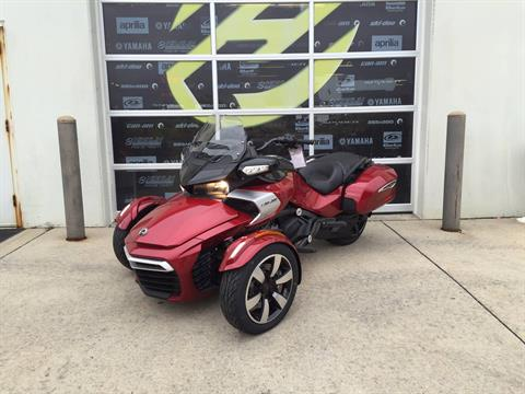 2017 Can-Am Spyder F3-T SE6 in Grimes, Iowa