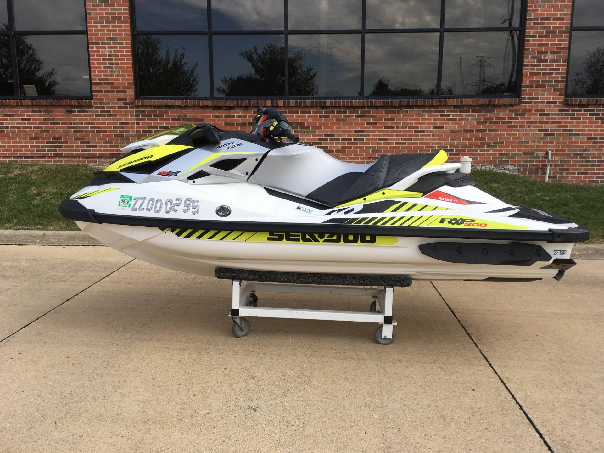 2017 Sea-Doo RXP-X 300 in Grimes, Iowa