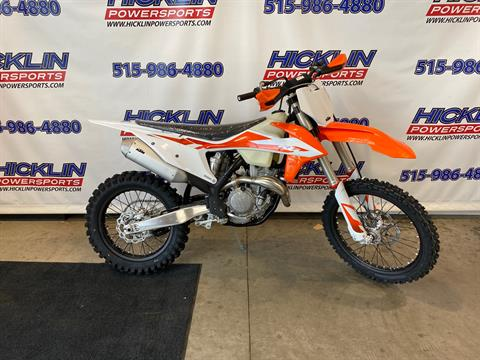 2020 KTM 350 XC-F in Grimes, Iowa - Photo 1
