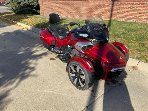 2016 Can-Am Spyder F3-T SE6 w/ Audio System in Grimes, Iowa - Photo 2