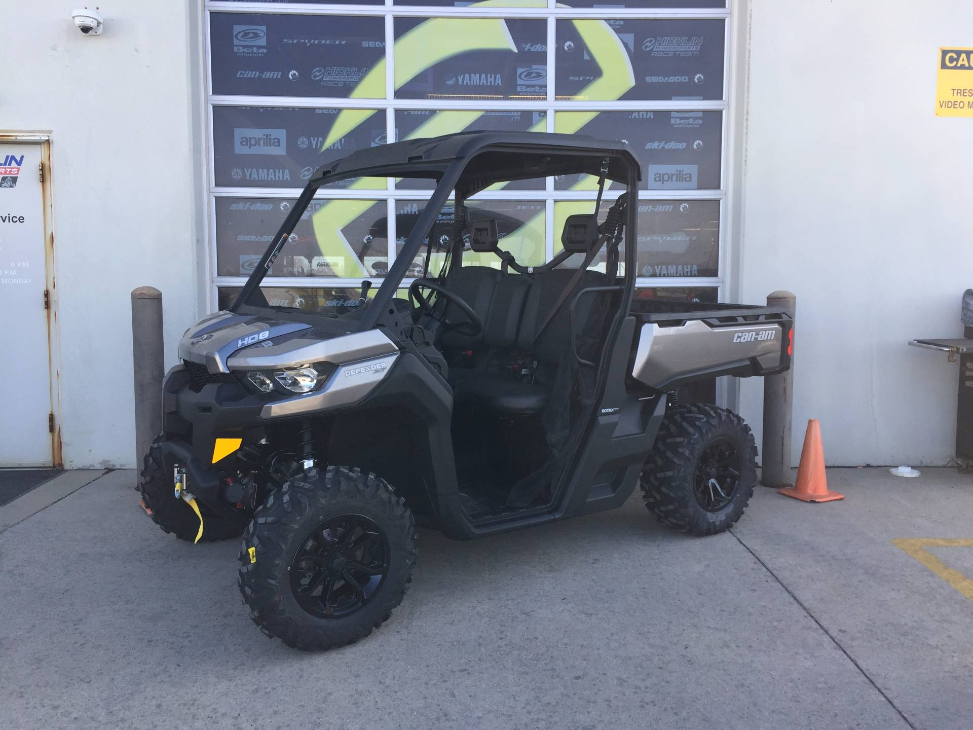 2017 Can-Am Defender XT HD10 in Grimes, Iowa
