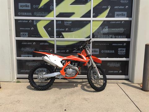 2018 KTM 450 SX-F in Grimes, Iowa