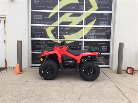 2017 Can-Am Outlander 570 in Grimes, Iowa