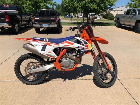 2016 KTM 450 SX-F Factory Edition in Grimes, Iowa