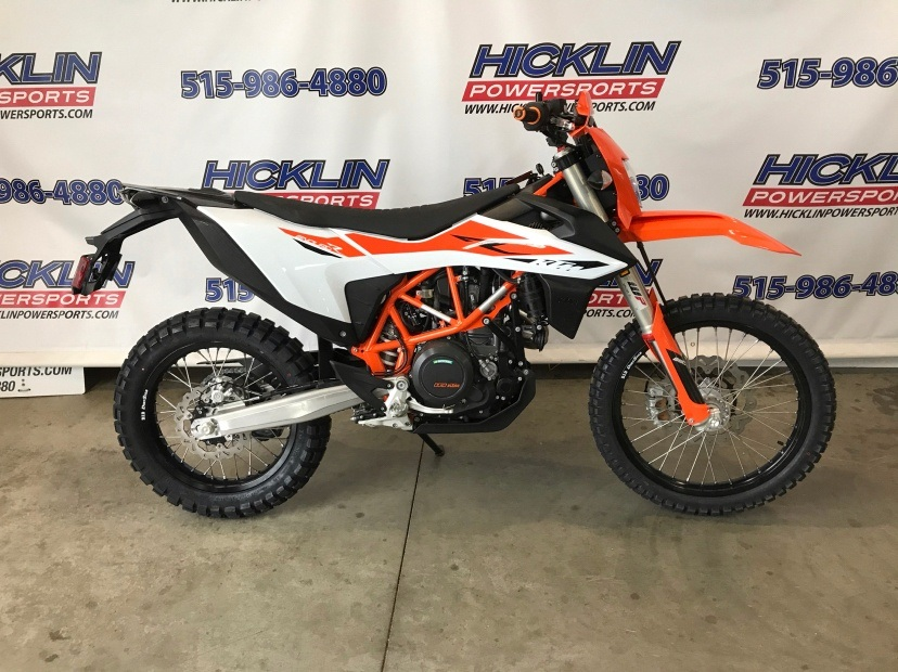 2020 KTM 690 Enduro R in Grimes, Iowa - Photo 1