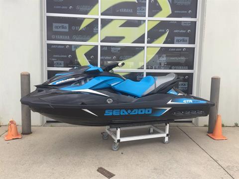2017 Sea-Doo GTR 230 in Grimes, Iowa