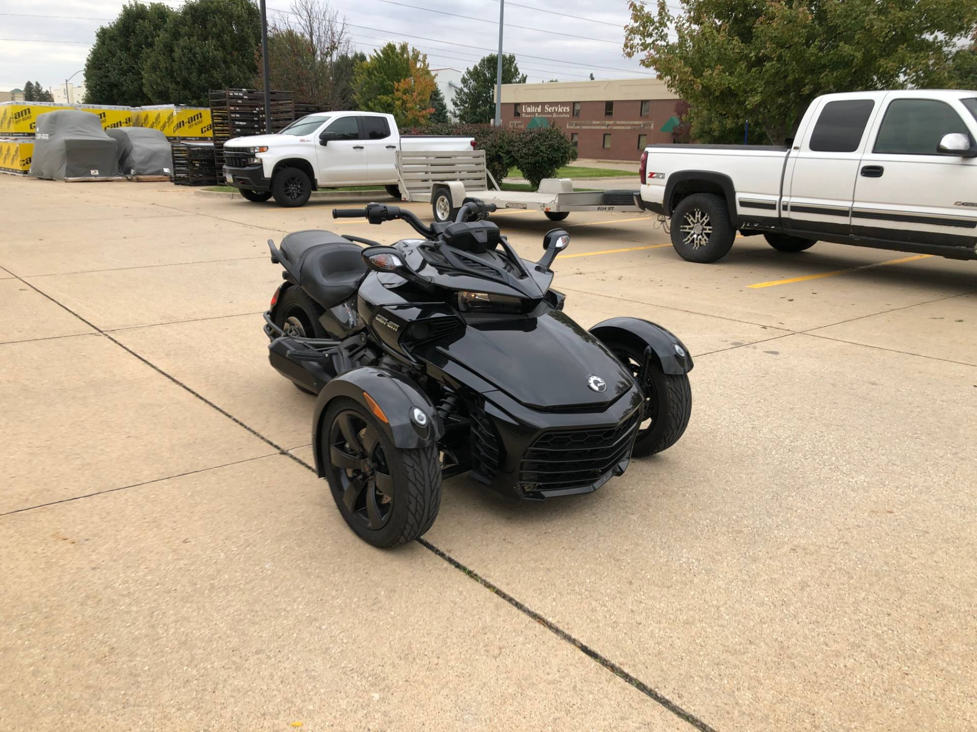2018 Can-Am Spyder F3 in Grimes, Iowa - Photo 2
