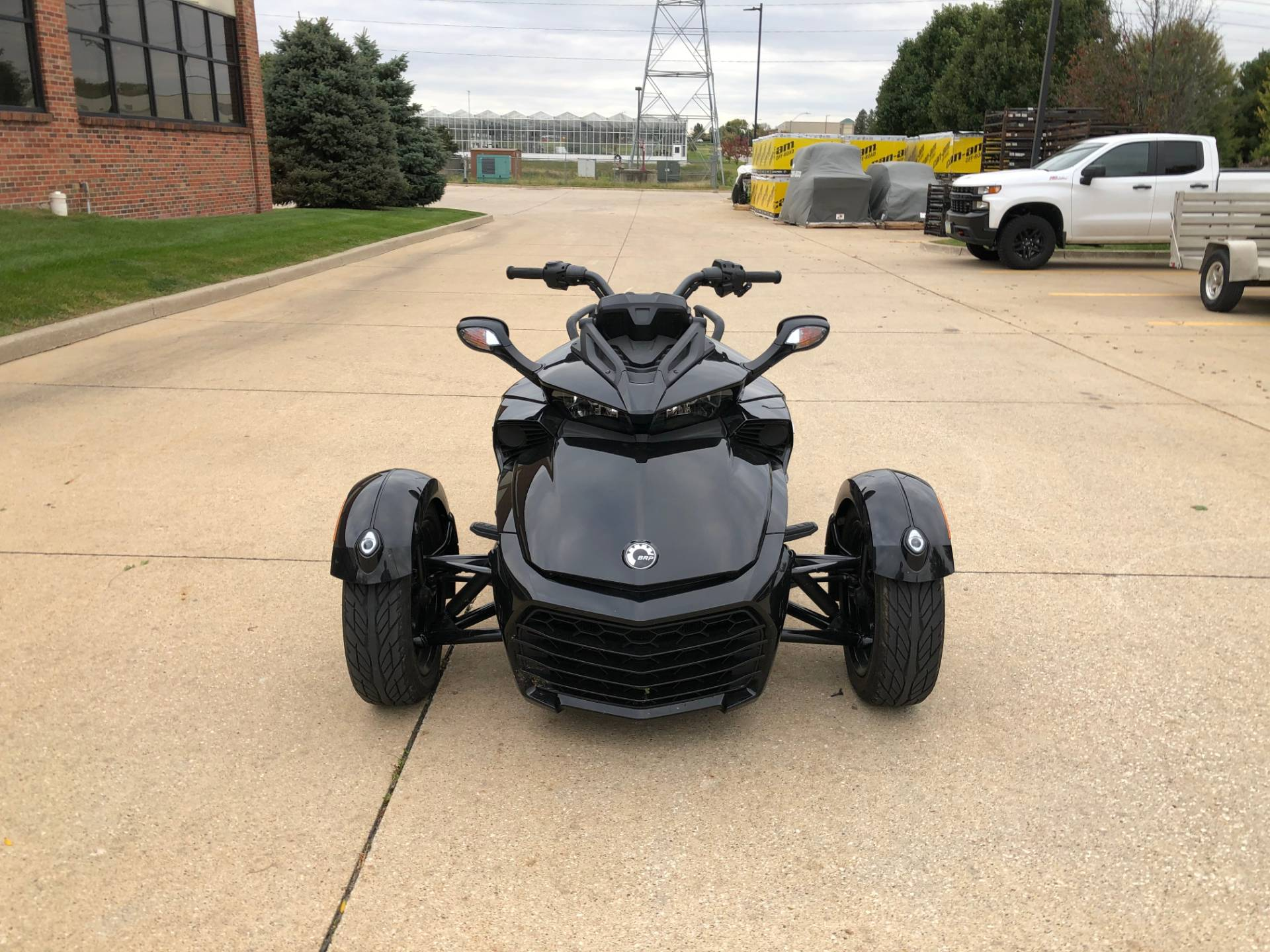 2018 Can-Am Spyder F3 in Grimes, Iowa - Photo 4