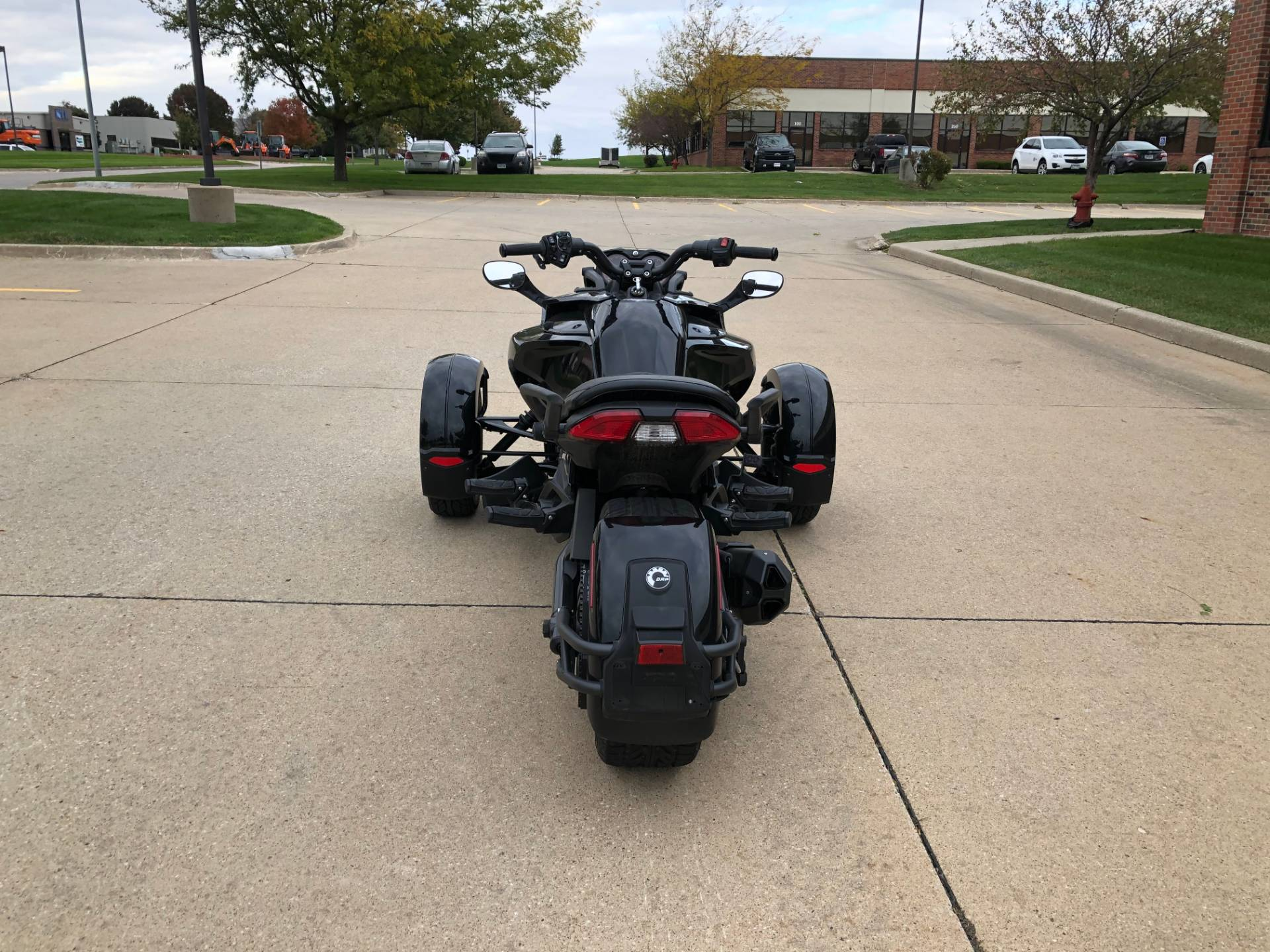 2018 Can-Am Spyder F3 in Grimes, Iowa - Photo 10