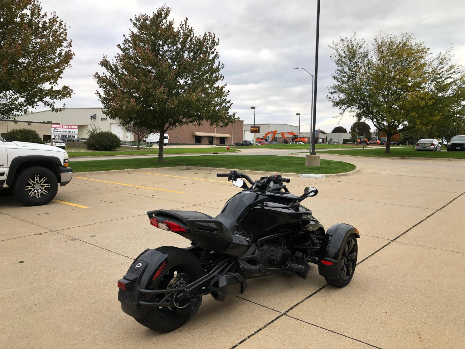 2018 Can-Am Spyder F3 in Grimes, Iowa - Photo 11