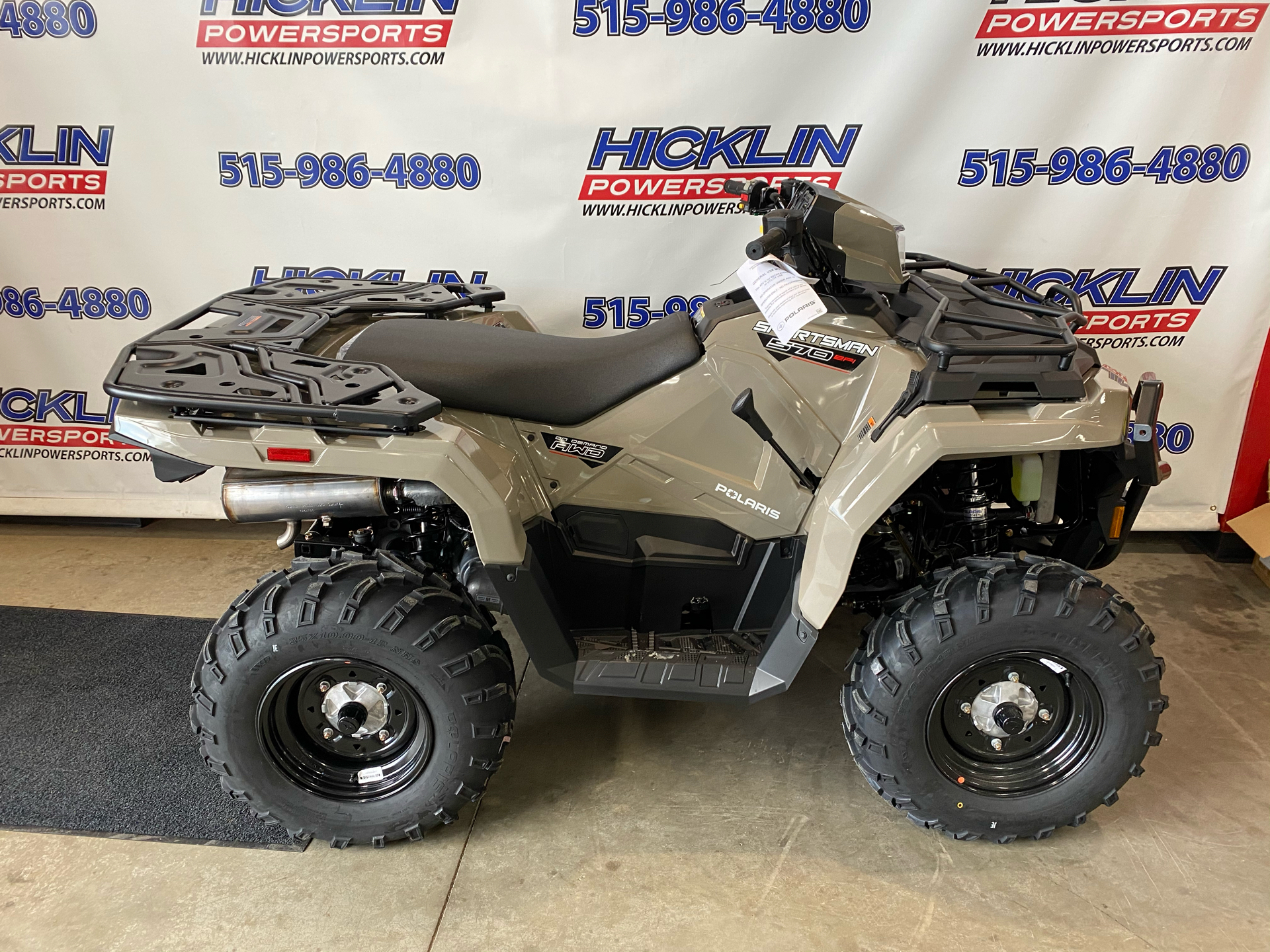 2021 Polaris Sportsman 570 EPS Utility Package in Grimes, Iowa - Photo 1