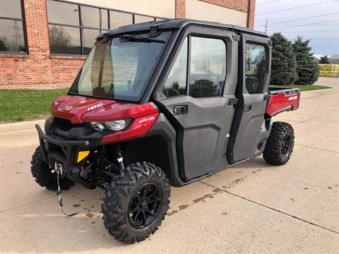 2018 Can-Am Defender MAX XT CAB HD10 in Grimes, Iowa
