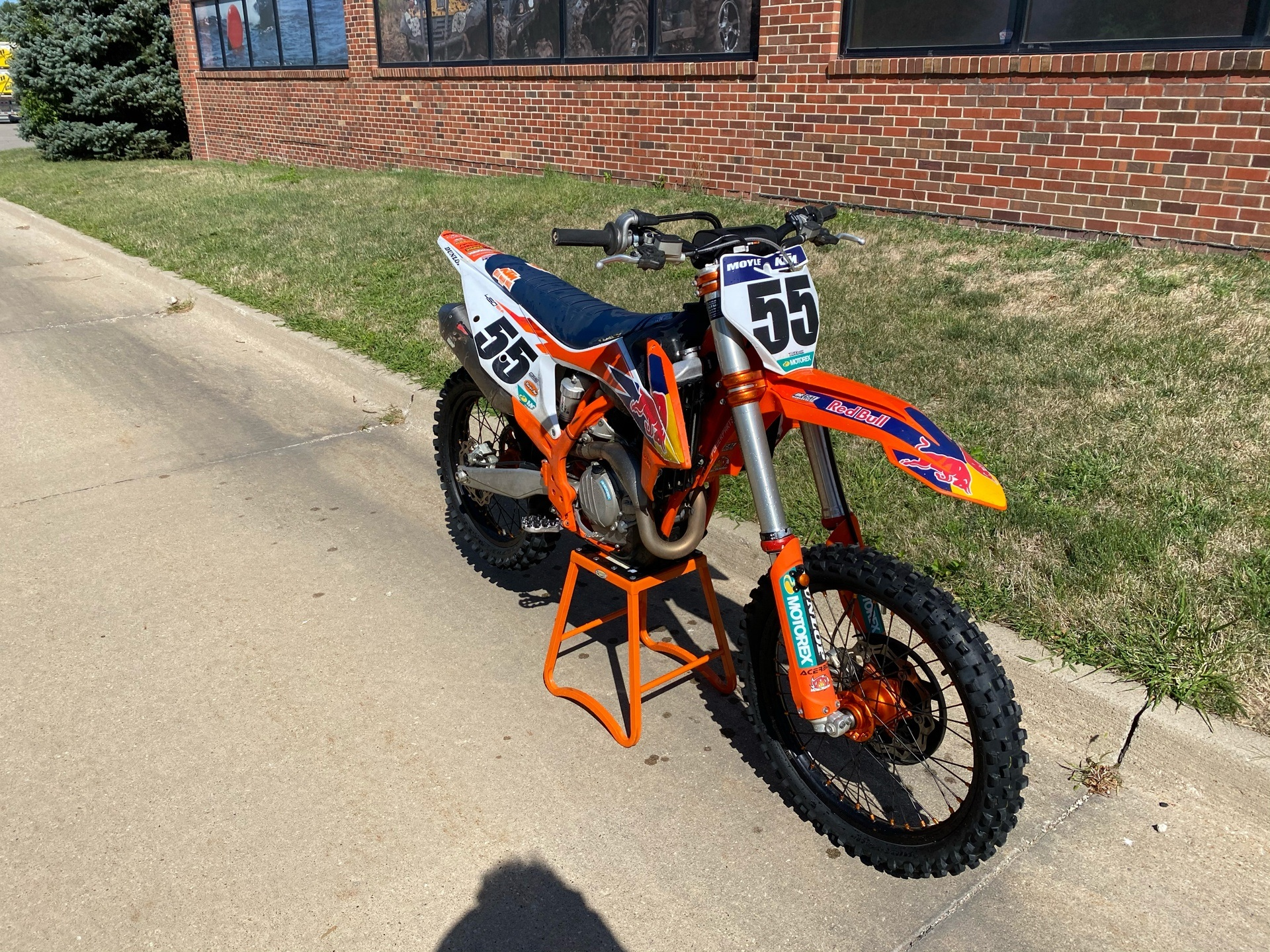 2019 KTM 450 SX-F Factory Edition in Grimes, Iowa - Photo 2