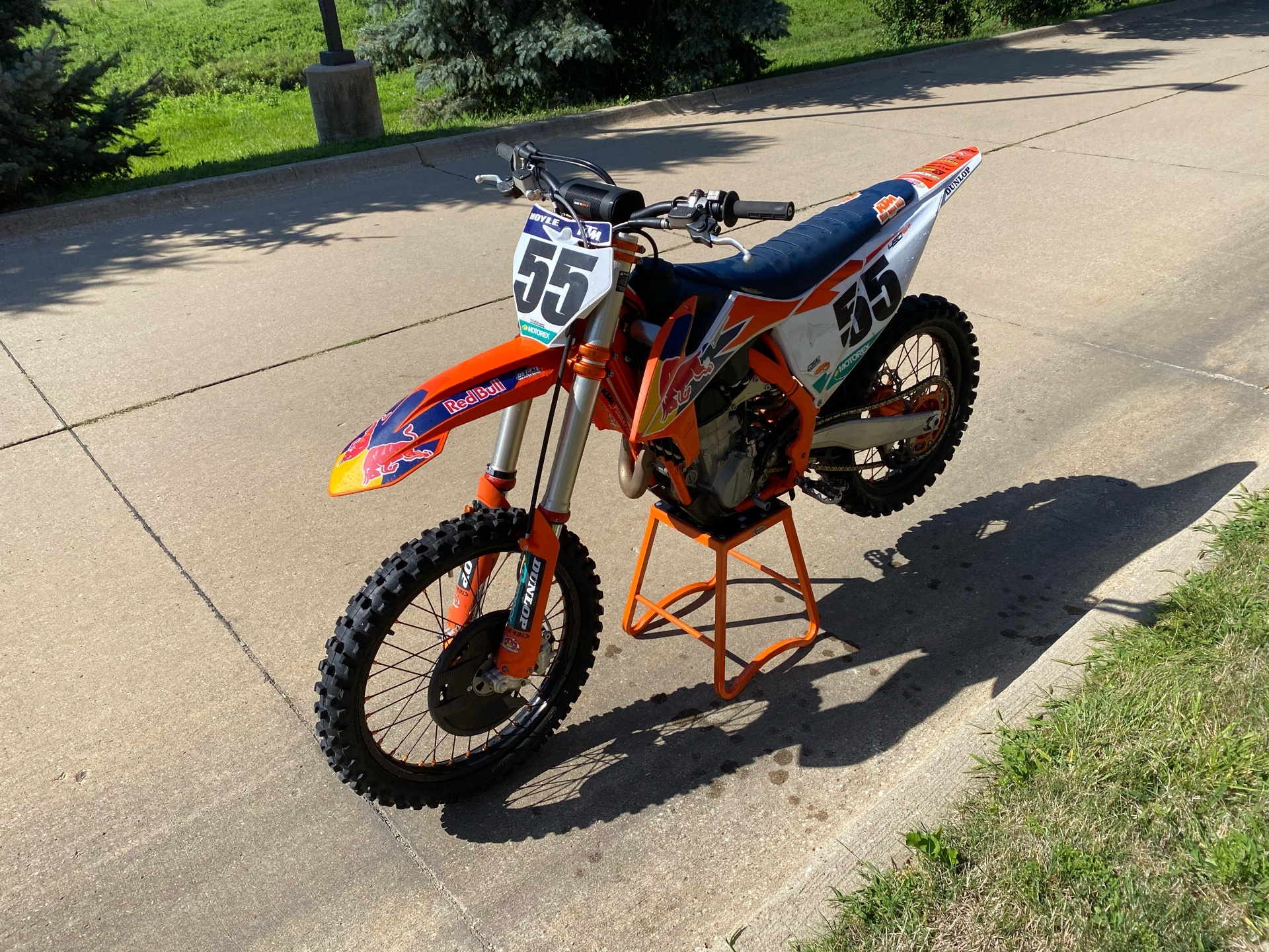 2019 KTM 450 SX-F Factory Edition in Grimes, Iowa - Photo 4