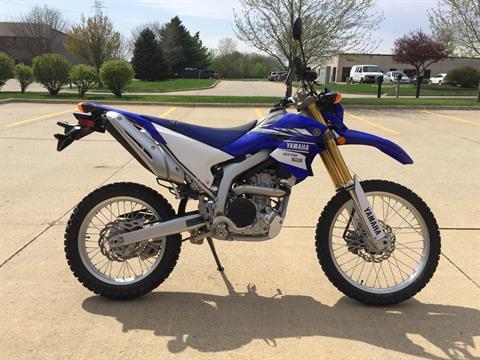 2017 Yamaha WR250R in Grimes, Iowa