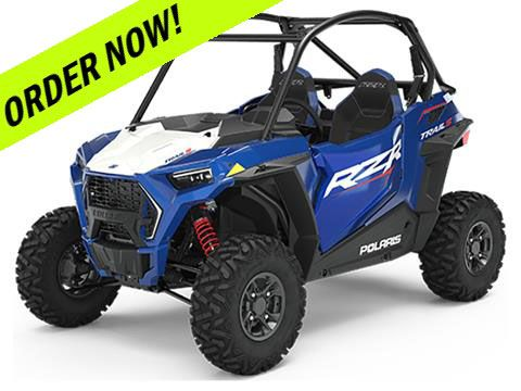 2021 Polaris RZR Trail S 1000 Premium in Grimes, Iowa - Photo 1