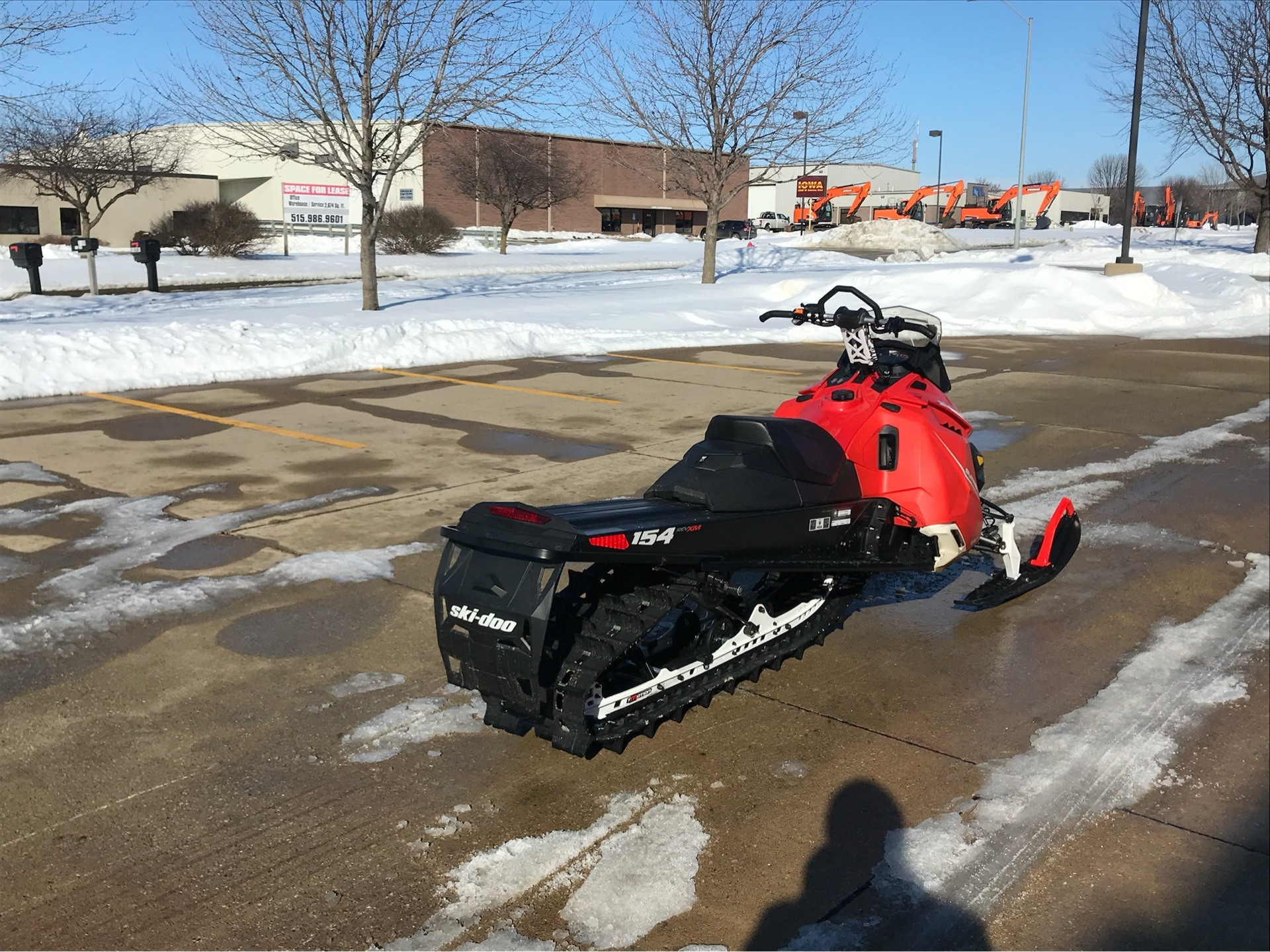 2015 Ski-Doo Summit® SP 154 800R E-TEC® in Grimes, Iowa - Photo 8