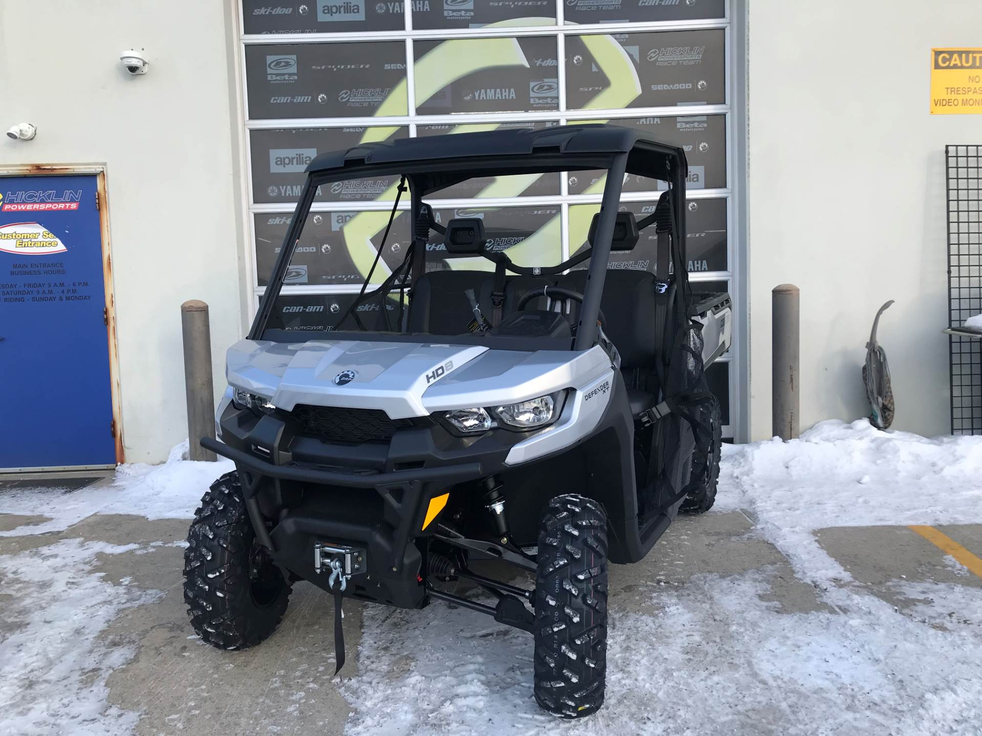 2019 Can-Am Defender XT HD8 in Grimes, Iowa