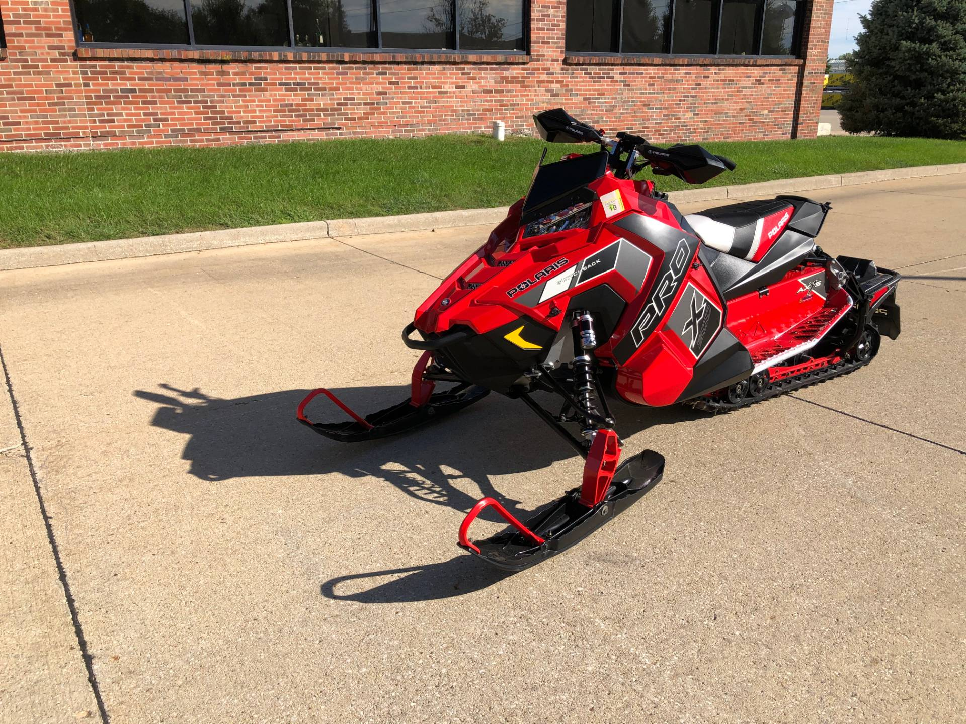 2018 Polaris 800 Switchback PRO-X SnowCheck Select in Grimes, Iowa - Photo 5