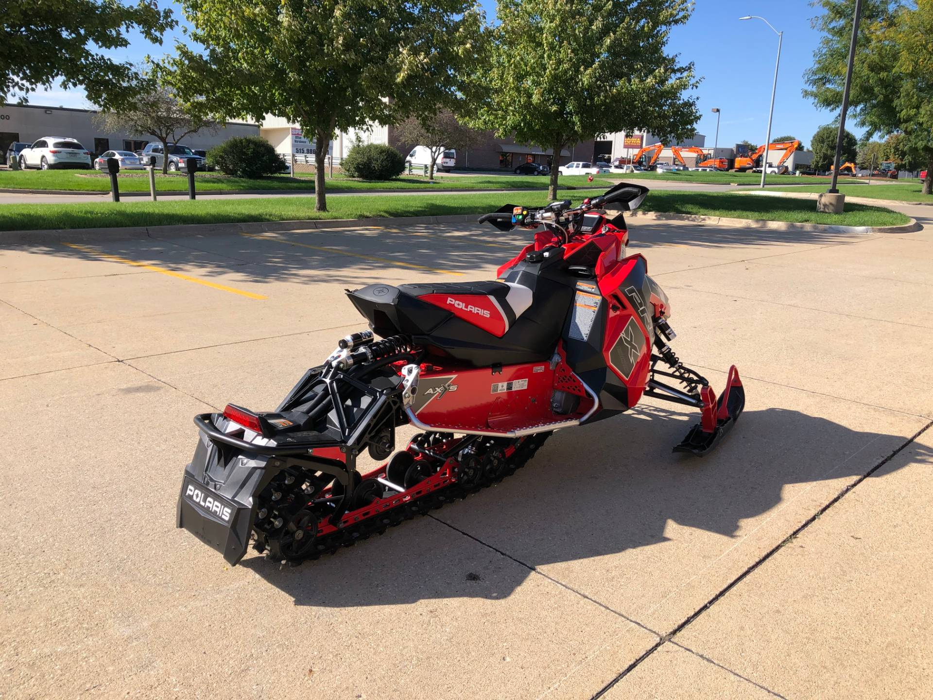 2018 Polaris 800 Switchback PRO-X SnowCheck Select in Grimes, Iowa - Photo 10