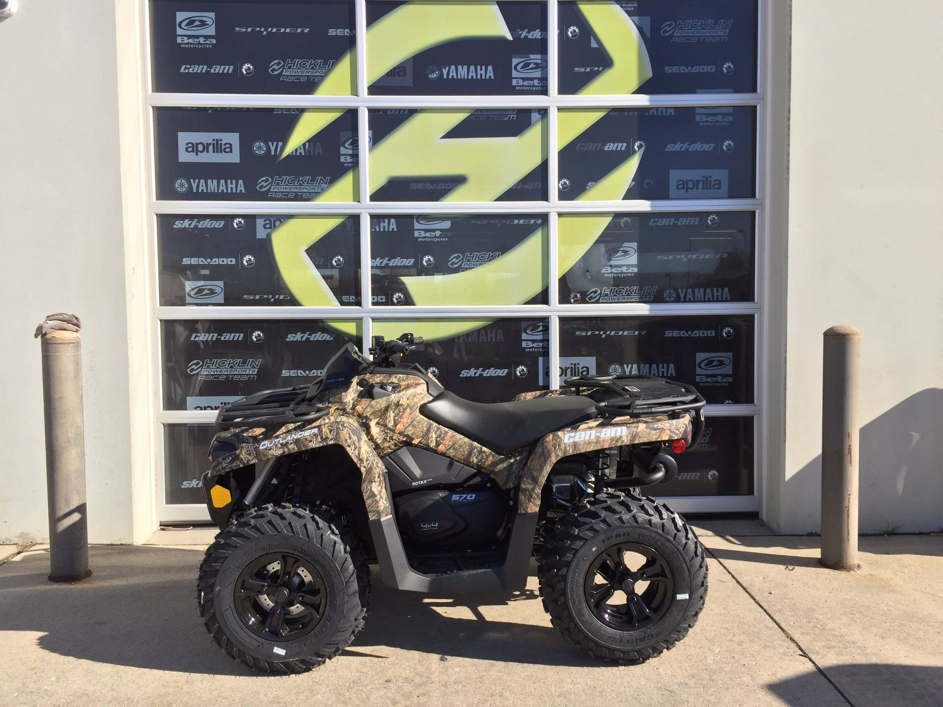 2017 Can-Am Outlander DPS 570 in Grimes, Iowa