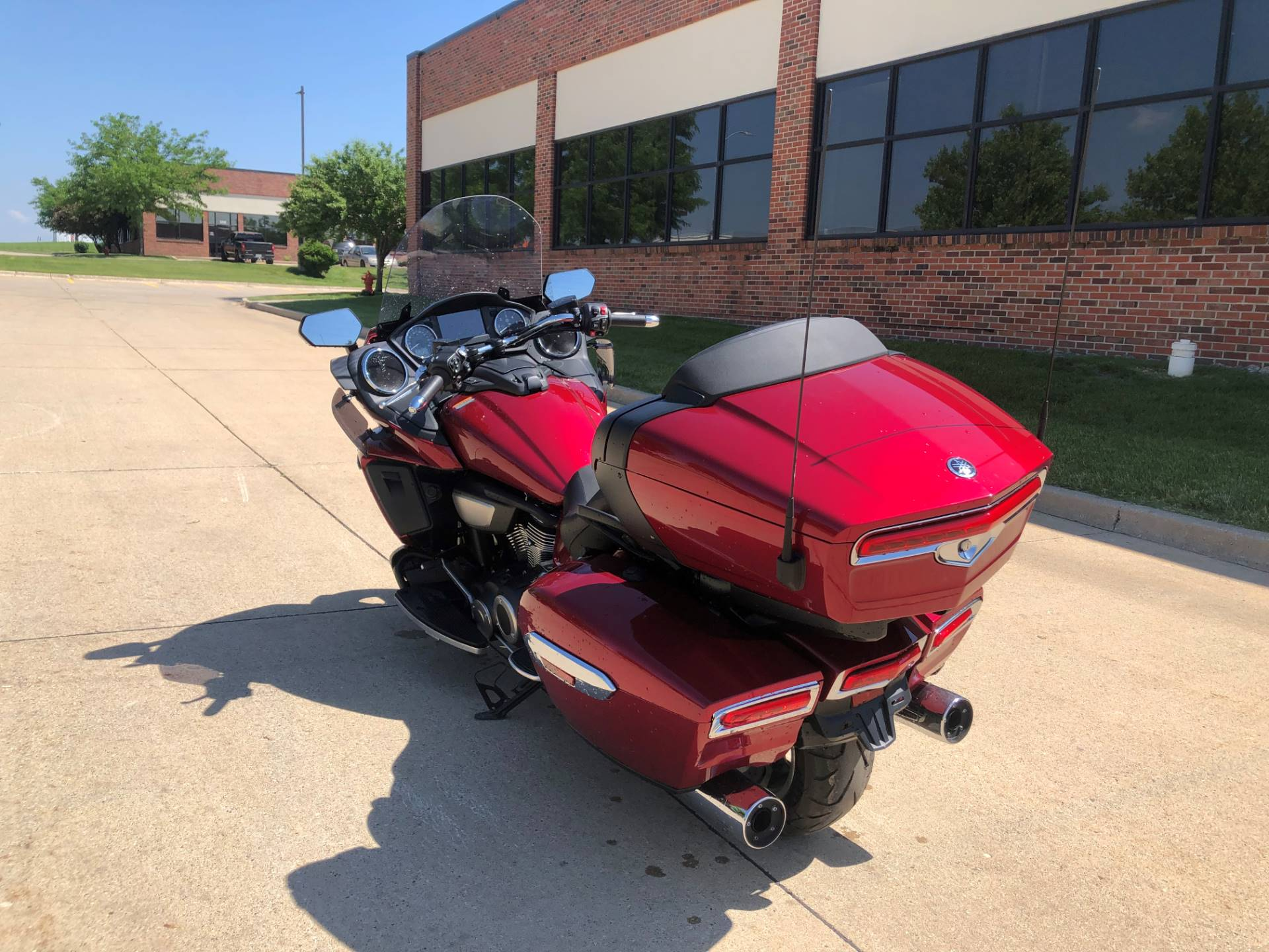 2018 Yamaha Star Venture with Transcontinental Option Package in Grimes, Iowa - Photo 6