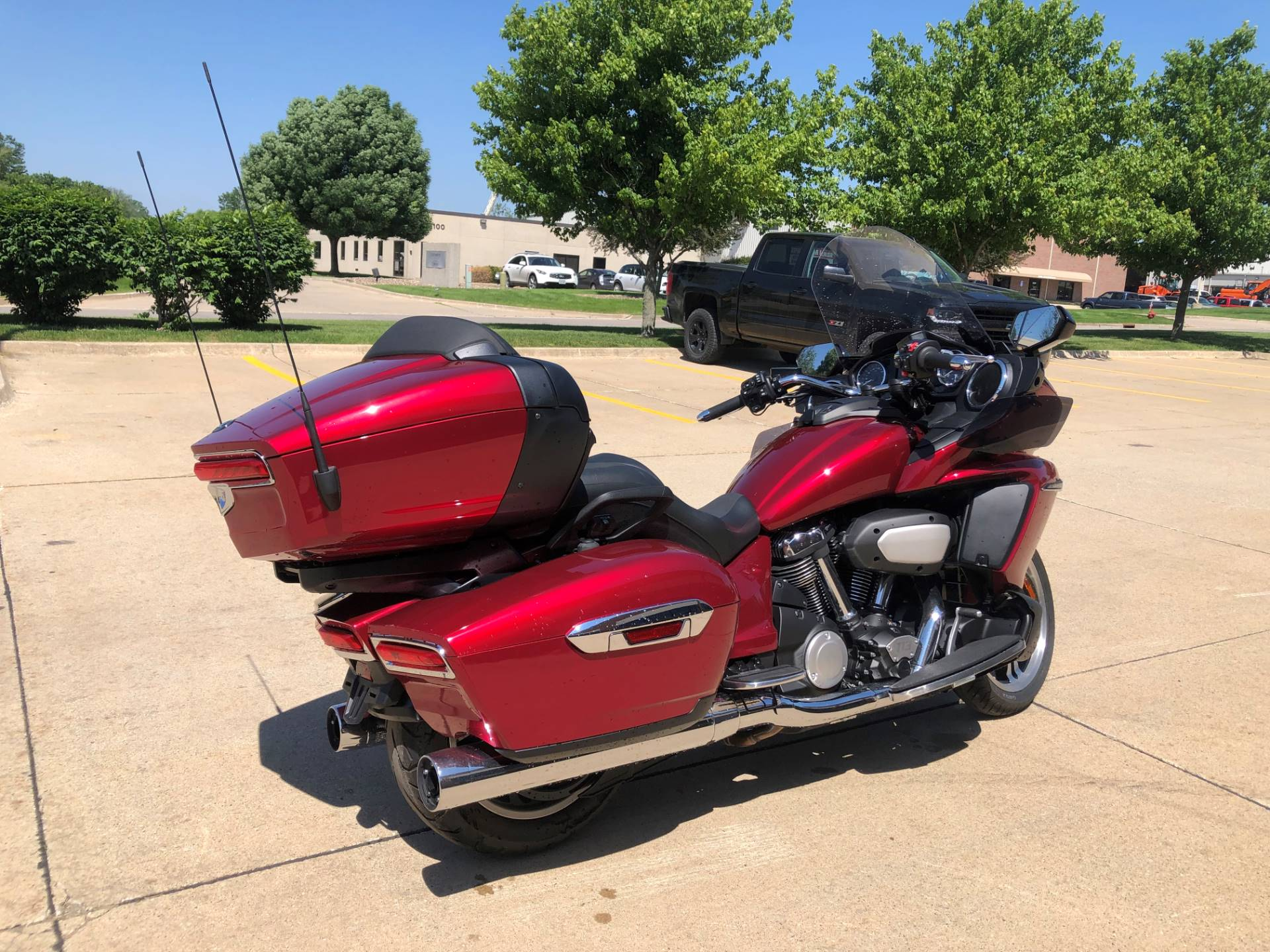 2018 Yamaha Star Venture with Transcontinental Option Package in Grimes, Iowa - Photo 8